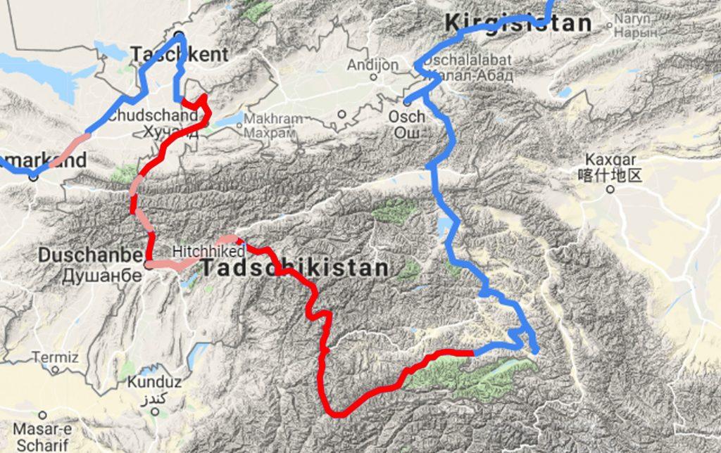 Fahrrad Wakhan