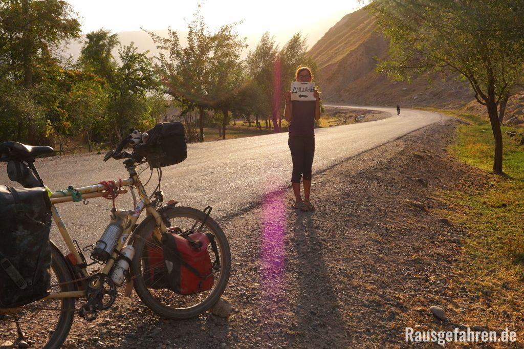 Fahrrad Pamir