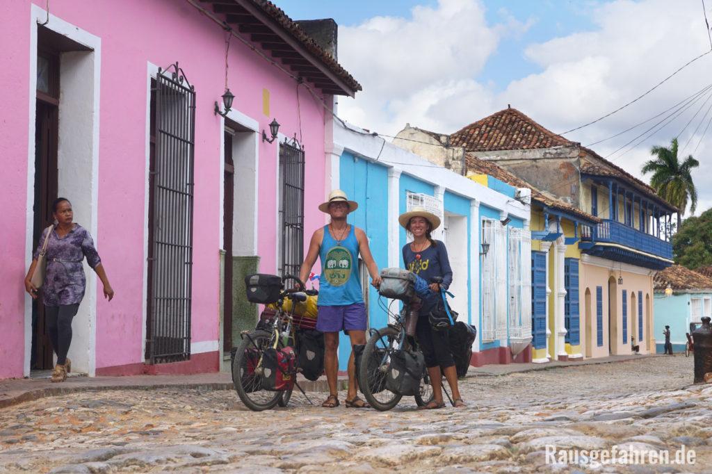 Radreise Kuba