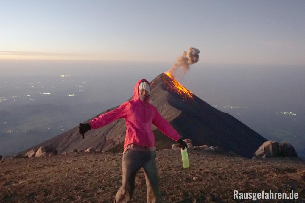 Vulkan Fuego