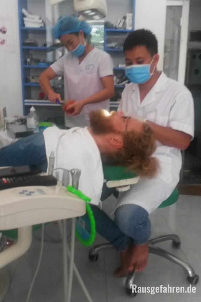 Zahnarzt vietnam