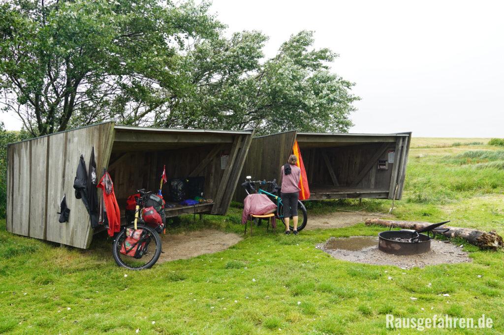 Radtour Dänemark
